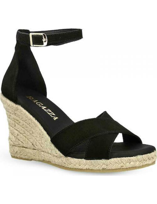 Γυναικείο παπούτσι RAGAZZA 0696 ΜΑΥΡΟ